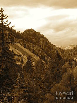 Colorado Mining View by Crystal Miller