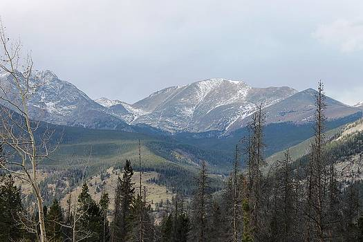 Colorado Mountains by Rick Weiberg