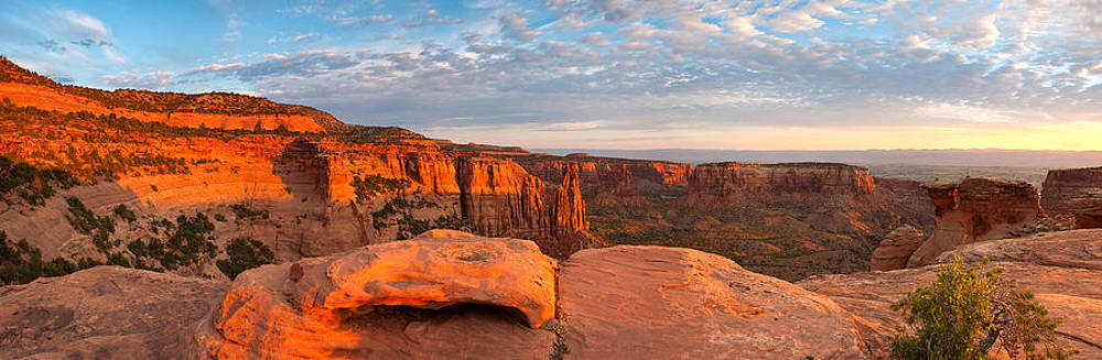 Colorado National Monument by Darren Bradley