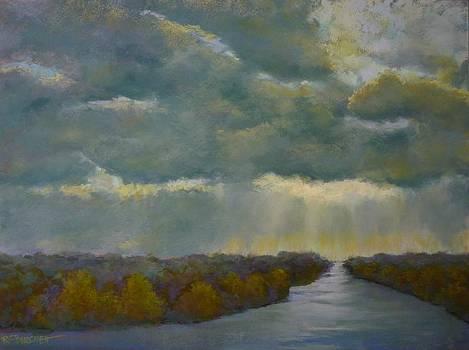 Colorado River by Regina Calton Burchett