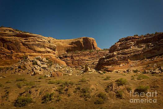 Colorado Rocks by Mathew Tonkin Henwood