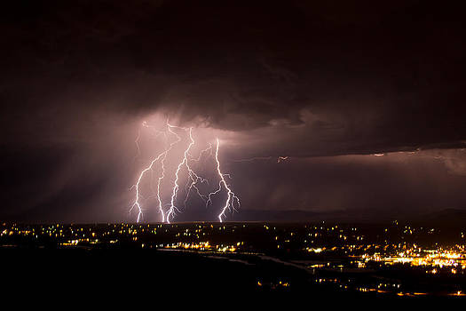 Colorado Storm by Dawn Morrow