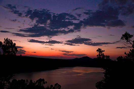 Colorado Sunset by Daniel Huerlimann