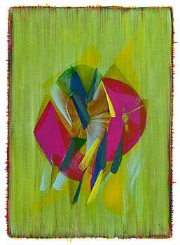 Hermann Lederle - Colorblots 1A