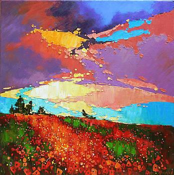 Colored dreams by Anastasija Kraineva