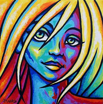 Colored Girl by Christine Karron