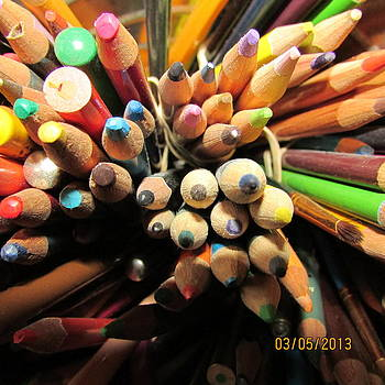 Colored Pencils by Jaime Neo