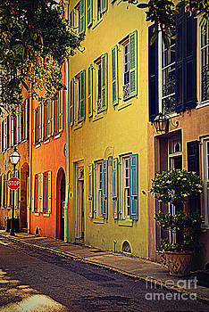 Susanne Van Hulst - Colorful Architecture in Charleston