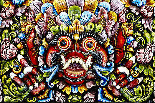 Colorful Bali by RSRLive Arts