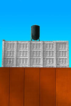 Colorful building by Pavel Bendov