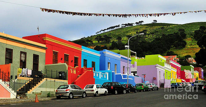 Colorful Buildings by Daniela White