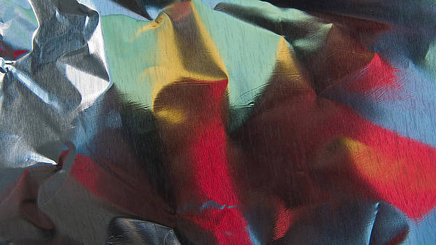 Colorful Foil Abstract by Andy Mars