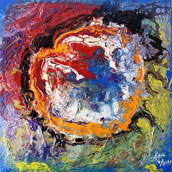 Colorful Happy by Artista Elisabet