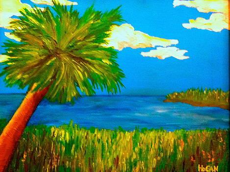 Colorful Marsh by Hogan Willis