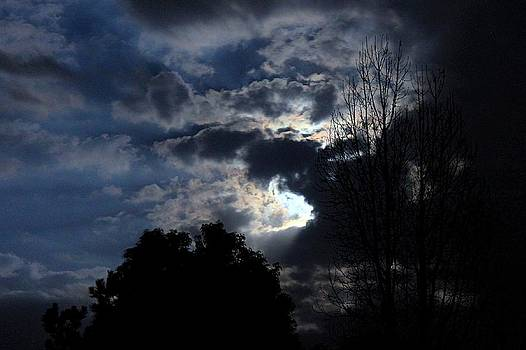 Howard Markel - Colorful Moonrise