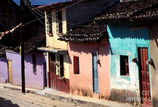 Colorful San Cristobal by Eva Kato