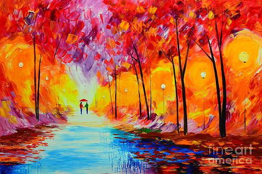 Colorful season by Mariana Stauffer