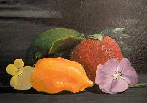 Colorful Still by Lori Ippolito