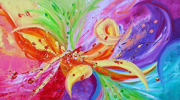 Colorful Vision by Julia Apostolova