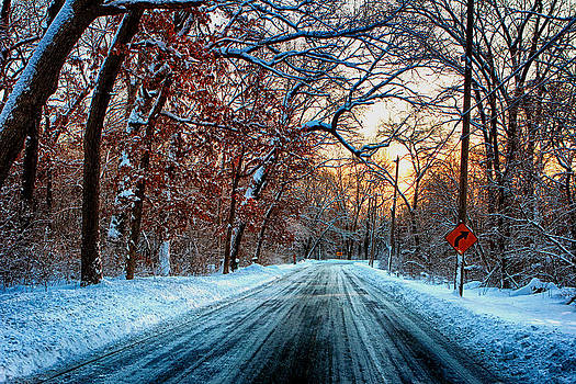 Colorful Winter by Jerome Lynch