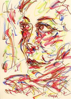 Rachel Scott - Colorful Woman
