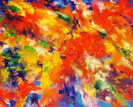 Colors 12-3 by Helen Kagan