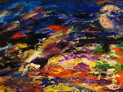 Colors 13-2 by Helen Kagan