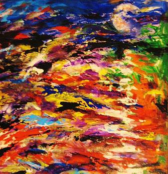 Colors 13-5 by Helen Kagan