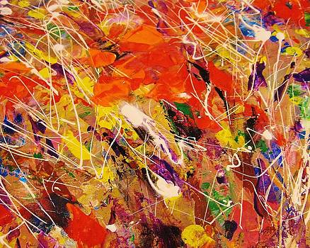 Colors 15-3 by Helen Kagan