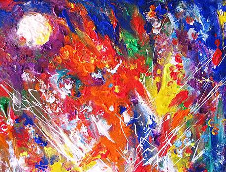 Colors 18-4 by Helen Kagan