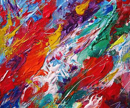 Colors 19-1 by Helen Kagan