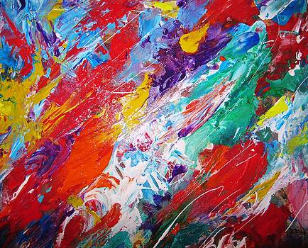Colors 19-5 by Helen Kagan