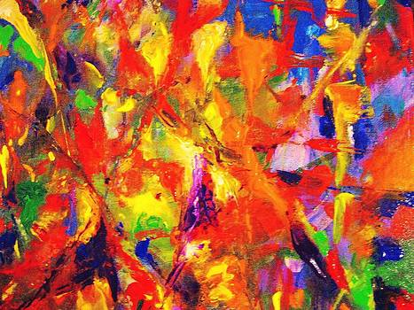 Colors 77 by Helen Kagan