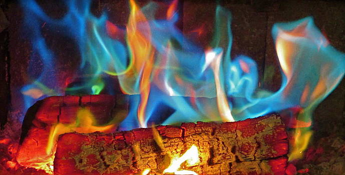 Colors Ablaze by Sherri Anderson