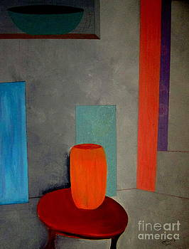 Colors in a Gray Room by Bill OConnor