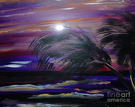 Colors in the Moonlight by Marie Bulger