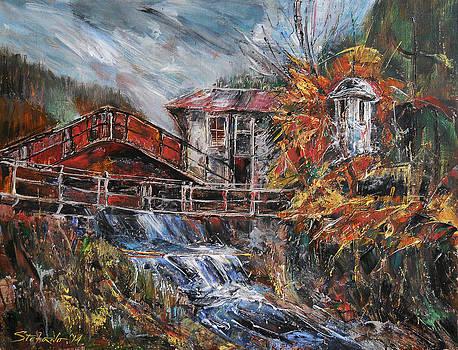 Colors of Autumn II by Stefano Popovski
