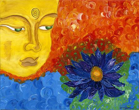 Colors of Buddah by Tamika Lamb