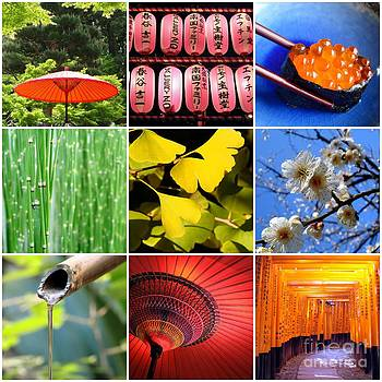 Delphimages Photo Creations - Colors of Japan