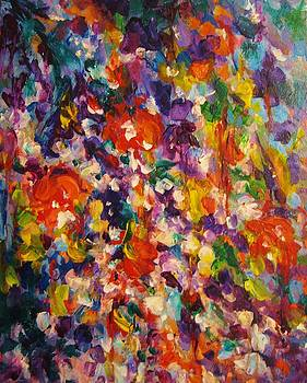 Colors Of My Dream #1 by Helen Kagan