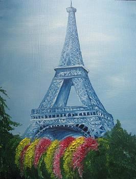 Colors of Paris by Lori Stephens