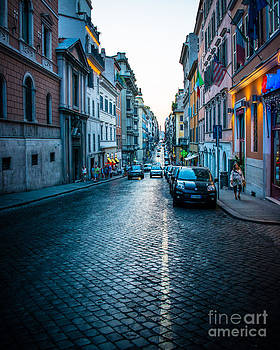 Colors of Rome by Christina Klausen