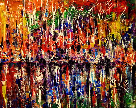 ColorScape14. Reflections by Helen Kagan