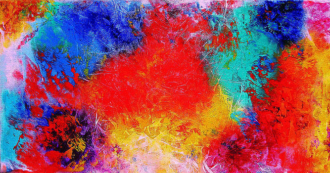 Colorscapes# 25 by Helen Kagan