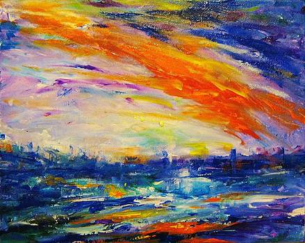 ColorScapes #4 by Helen Kagan