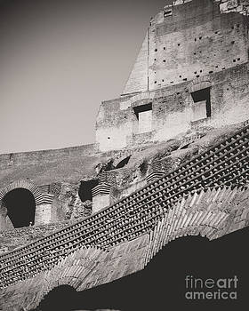 Christina Klausen - Colosseum Archways II