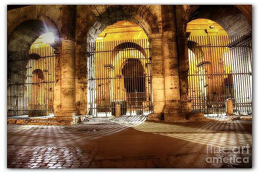 Colosseum Lights by Stefano Senise
