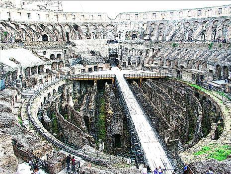 Colosseum Secrets Exposed by David Schneider