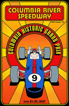 Georgia Fowler - Columbia Historic Grand Prix