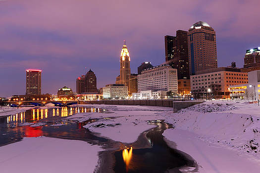 Columbus Cold by David Yunker